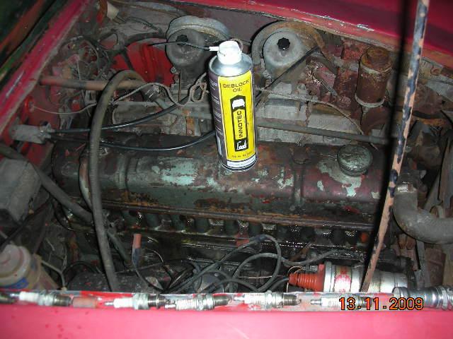 Engine deblock