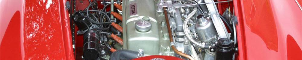 Austin Healey Mk III Phase 2